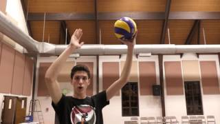 How to Jump Float Serve in Volleyball- Tutorial