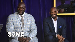 Ice Cube Talks Shaq And Kobe Beef, And Why Carmelo Should Join The BIG3 | The Jim Rome Show