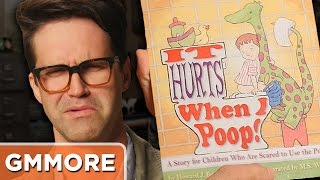 It Hurts When I Poop - A Dramatic Reading