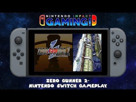 Zero Gunner 2-   Nintendo Switch Gameplay thumbnail