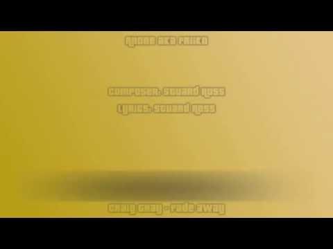 Craig Gray - Fade Away (with lyrics/HQ sound)