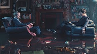 Шерлок, It's Not A Game Anymore - Sherlock: Series Four