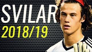 Mile Svilar • 2018/19 • Benfica • Best Saves Compilation • HD