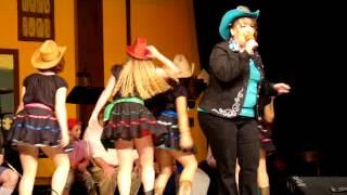 Charlene Brigham - Sea of Cowboy Hats