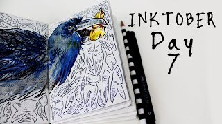 """INKTOBER 
