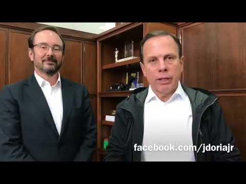 João Dória apoia o Movimento Combustível Legal
