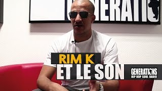 "Rim'K - Interview ""Le Son"""
