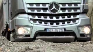 2014 Mercedes Benz Arocs Offroad