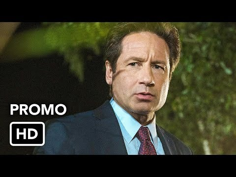The X-Files Season 11 (Promo 'Help Without Trust')