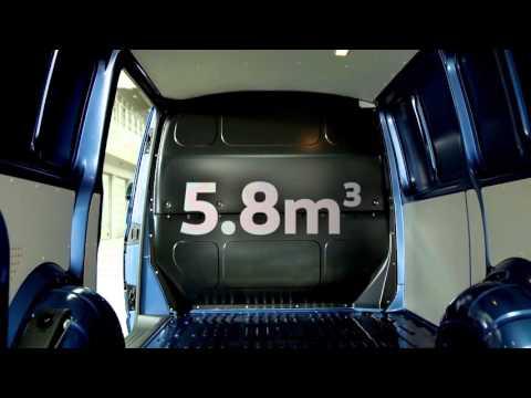 Volkswagen Transpoter T6 Kasten Фургон класса M - рекламное видео 3