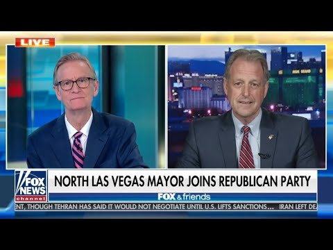 Democratic Mayor In Nevada SWITCHES To Republican After Bernie Progressives TAKE OVER Nevada Dems!