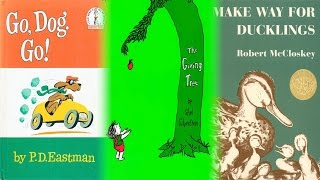 Top 10 Illustrated Childrens Books