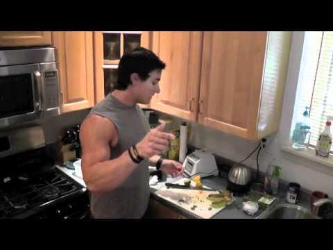 Weird Yet Tasty Dip/Spread (high protein, fiber and nutrients - ah yea)