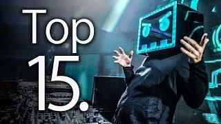 TOP 15 MASKED DJs