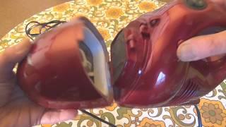 Funktionsprüfung Efbe Schott Mini-Handstaubsauger, mini Vacuum cleaner