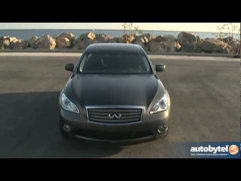 2012 Infiniti M35h Hybrid: Video Road Test and Review
