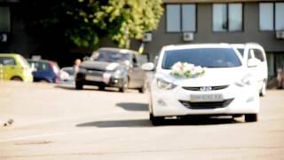 Свадебный  кортеж Тойота Камри белая по Сумам, Лебедин, Тростянец и тд. от компании TAXI SUMY - видео 3