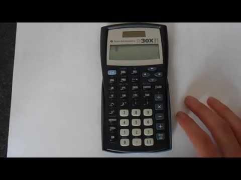 TI-30X IIS Scientific Calculator Review