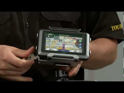Garmin Zumo 660 & 665 Locking Motorcycle GPS Mount
