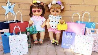 Ani y Ona compran ROPA nueva para el VERANO