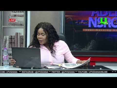 Newspaper Review On Adekye Nsroma 09/03/21