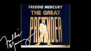 Freddie Mercury - The Great Pretender (1992 Remix)