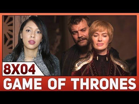 Game Of Thrones : Saison 8 Episode 4 / Review & Théories