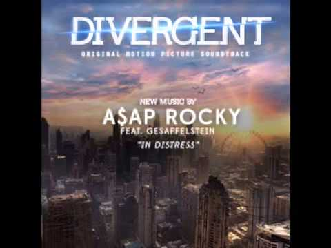 In Distress (Song) by ASAP Rocky and Gesaffelstein