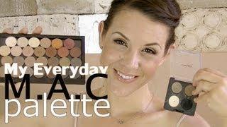 My Everyday M.A.C Eyeshadow Palette