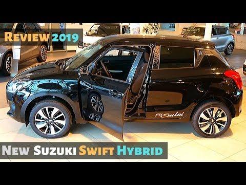 New Suzuki Swift Hybrid 2019 Review Interior Exterior