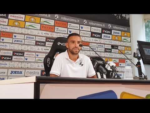 Robur Siena-Olbia 1-2: Cesarini