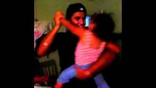 Adrian And Aubrey Dancing To Ramon Ayala