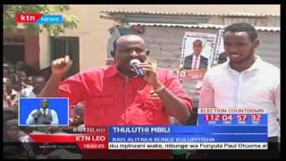 Rais Uhuru Kenyatta ataka bunge ilipitishe mswaada wa thuluthi mbili