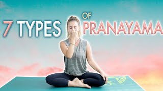 7 Types Of Pranayama and Their Benefits