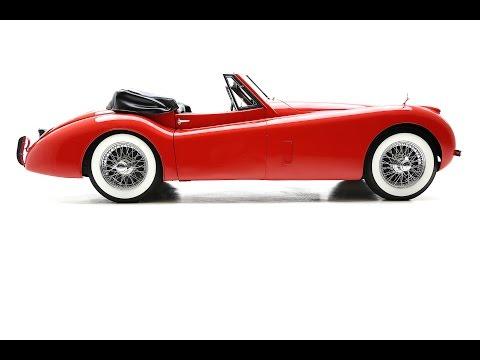Video of '54 XK120 - JRFE