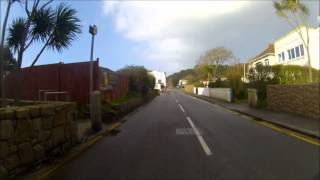 preview picture of video 'Motorbike Ride Around St Brelade Jersey'