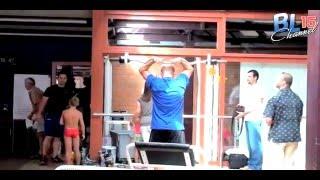 preview picture of video 'Giornata Biancoblù al Centro Sportivo di Tenero'