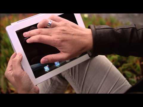 Video of Seagate Media™ app