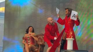 "Army of lovers - ""Obsession "", Helsinki 2016"