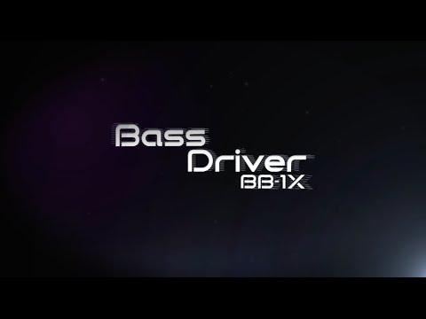 Amanda Ruzza and the BOSS BB-1X Bass Driver