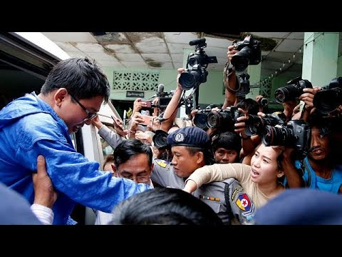 Μιανμάρ: Πρωτοχρονιά στη φυλακή για τους δύο δημοσιογράφους