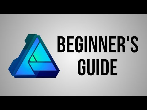 Affinity Designer Tutorial - Top 10 Things Beginners Want to Know ...