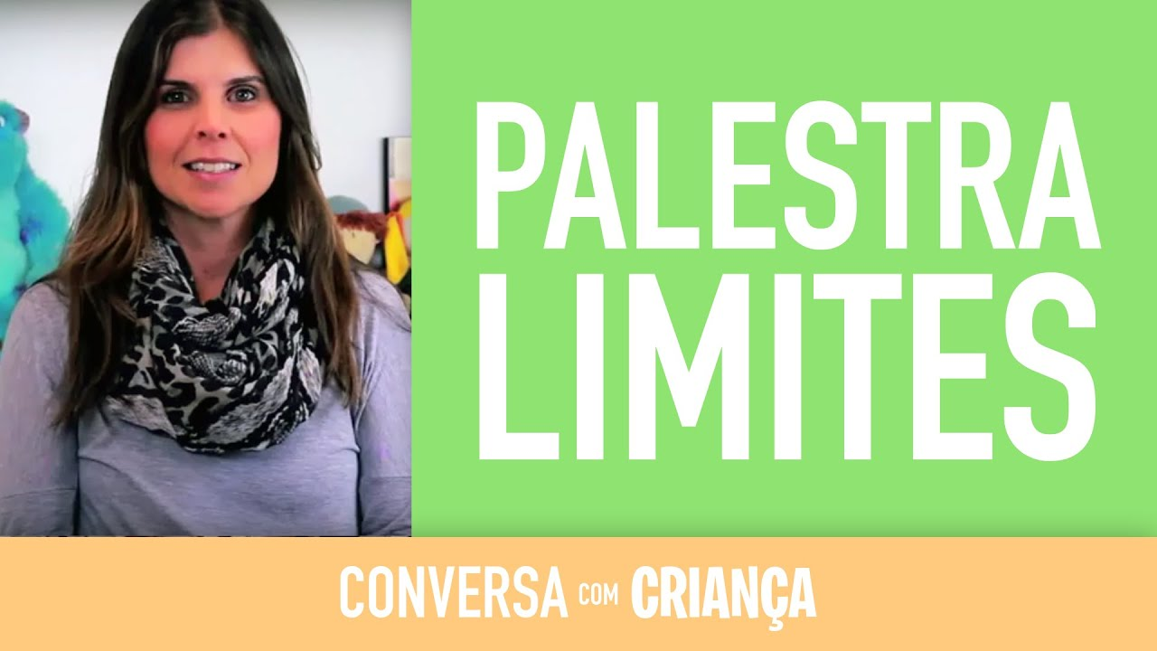 Palestra Limites| Conversa com Criança | Psicóloga Infantil Daniella Freixo de Faria