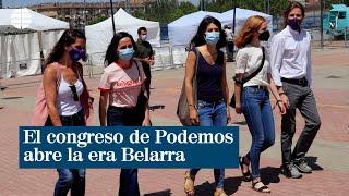 El congreso de Podemos se desentiende de Pablo Iglesias para abrir la era Belarra