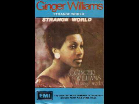 Ginger Williams - Mad About You