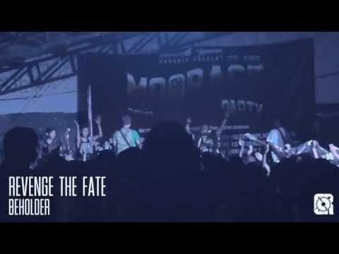 REVENGE THE FATE - BEHOLDER + KASHMIR (Live at MOORAGE Party 2013)