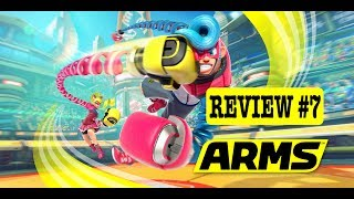 ARMS Review (Nintendo Switch) Week 7
