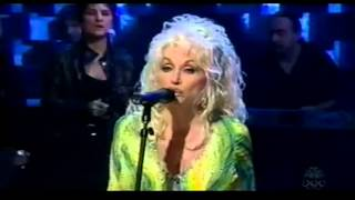 Dolly Parton Me  Bobby McGee on Conan promoting Those Were The Day
