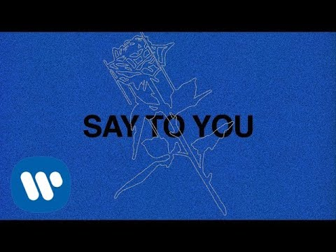 Ali Gatie - Say to You (Official Lyric Video)