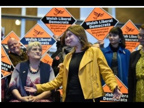 Campaign Live: Lib Dem leader Jo Swinson holds rally in Cardiff | ITV News